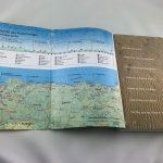 Reiseführer Jakobsweg Karte & Höhenprofil