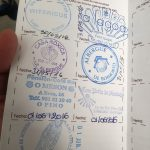 Pilgerausweis Credencial Santiago Stempel