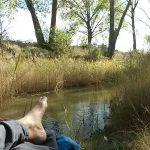 Entspannt am Wasser Jakobsweg