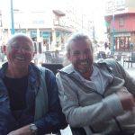 Jakobsweg Kuestenweg mit Ernst und mir
